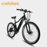 Bicicleta elétrica do pedal da bicicleta da assistência de potência da bateria do lítio