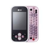 Desbloquear o telefone móvel original para LG KS360 Telefone Celular