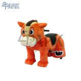 Animali motorizzati giro di corsa di cane del cavallo di prezzi dell'automobile elettrica dei bambini
