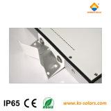 최신 태양 제품 8W 통합 태양 가로등