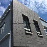 防水熱絶縁体の軽量の赤い屋外の壁のタイル