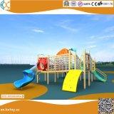 Exterior de diseño de buques equipos de juego para niños HX2501d