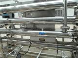Totalmente automático de tratamiento de agua de Osmosis Inversa Purificador de agua de la planta de desalinización de agua