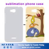 cubierta de encargo de la caja del teléfono de la foto de la sublimación 3D para el iPhone X
