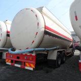45cbm petroleiro Reboque atrelado com Tri-Axle cimento a granel