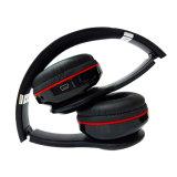 De draagbare Stereo Vouwbare Draadloze LEIDENE Bluetooth van de Hoofdtelefoon Lichte Hoofdtelefoon van de Gloed