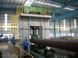 Tubo d'acciaio che raddrizza pressa con 2 l'asse (TDW98Y-630/1422× 8000)