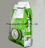 Saco tecido PP cheio da laminação da impressão de cor BOPP da fonte da fábrica
