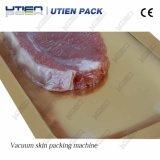 Linha de embalagem elevada das aves domésticas da carne fresca do selo da suficiência do formulário da produção