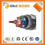 Cabo distribuidor de corrente blindado gravado do dobro do mercado de China aço por atacado