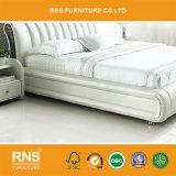 B106 현대 호텔 작풍 침실 가죽 침대