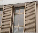 Impact de la fenêtre d'aération Windows Plantation volets