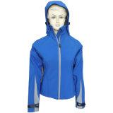 Veste Softshell Premium pour les femmes, avec Windproof, imperméable, respirant et chaud