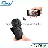 Batterie rechargeable corps vidéo infrarouge WiFi Mini caméra de sécurité CCTV