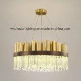La moderna lámpara colgante de cristal (WHG-1128 L/R)