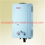 chauffe-eau à gaz de couleur blanche Shell (JSD-611)