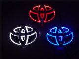 5D LED Aufschriftbeleuchtung für firmenzeichen-Auto-Firmenzeichen Toyota-LED Selbst