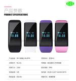 Bracelet intelligent de Bluetooth avec la fréquence cardiaque D21