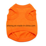 Plain Color Cheap Wholesale Blank Dog Tee Shirts