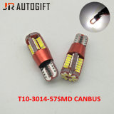 Selbst-LED-Birnen T10 Canbus 3014 194 Auto 57SMD Canbus Birnen