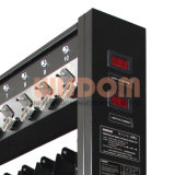LED-Bergmann-Lampen-Aufladeeinheit, Sicherheitsverschluss-Lampen-aufladenzahnstangen