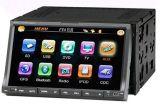 7 lecteur DVD de voiture GPS avec système de navigation DVB-T TV
