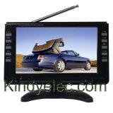 9pouces HD TV DVB-T (H264, MPEG-4, MPEG-2) avec USB PVR (HD-T903R)