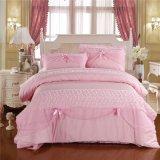 A máquina Bordados País europeu estilo cama tamanho Queen/King define casamento