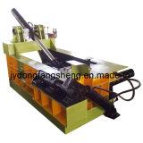 Acier de rebut pour recyclage de la machine de ramasseuse-presse