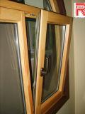 Profils en aluminium/en aluminium d'extrusion pour le guichet de Oscillation-à l'extérieur de tissu pour rideaux ; Guichet d'à l'extérieur-Ouverture