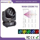 7*15W L'étape de lavage de l'éclairage à LED avec Zoom pour DJ