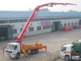 販売のための52mのコンクリートブームポンプトラック