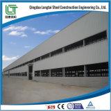 Аттестованное светлое стальное здание