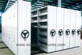 Подвижные стеллажи с высокой плотностью установки систем