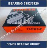 Rolamento de rolo quente 3982/3920 Set103 do atarraxamento da polegada de Timken do Sell