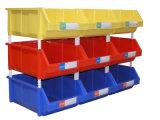 Caja de organizador de plástico, Bin de almacenamiento de hardware (PK003)