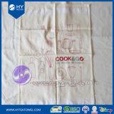 Пользовательский логотип печати кухонные полотенца