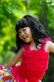 Volant Citernes/Pettitops /Hot Pink Color volant Tops/Petti Shirt/Kid l'usure/Baby Girls Haut Vêtements