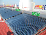 солнечный водонагреватель нержавеющая сталь