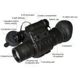 Monoculaires militaires multifonctionnels de vision nocturne