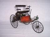 구시대 차 모형 -1886benz
