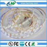 CRI 90 Epistar UL2835 SMD LED flexibles de cinta/banda