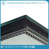 de Goedgekeurde Veiligheid die van 325mm Ce vlak Aangemaakt Afdrukkend Glas bouwen