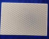 Cordierite Placa cerâmica favo de mel utilizado para queimadores de Armazenamento de Calor