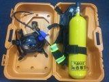 Het Ademhalingsapparaat van de Lucht van Scba voor De Apparatuur van de Brandbestrijding