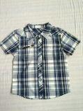 Популярная рубашка мальчика в детях одевая Sq-6250