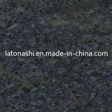 Guindineau Blue Granite Tiles pour Step, Handrail, Countertop, Vanity Top