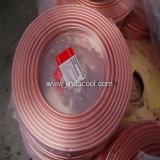 Tubo de refrigeração do tubo de cobre sem costura ASTM B280