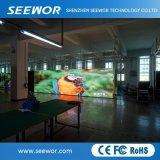SMD2727 schermo di visualizzazione esterno del LED dell'affitto P5.95 con alluminio di fusione sotto pressione