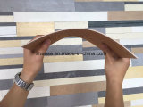 Weißer/beige/roter Fliese-und Marmor-Fußboden-Keramikziegel